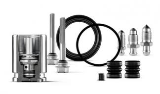 Элементы суппортов, тормозных цилиндров и цилиндров сцепления