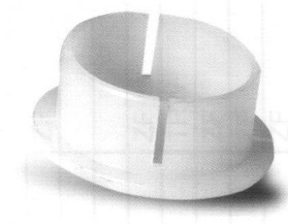 Втулка рейки ГУР 24x28x39.8x2x16  Втулка тефл.рейки ремонтн.